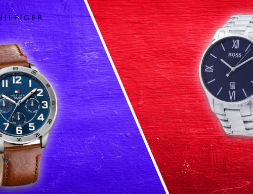 Nuova scelta per gli orologi Hugo Boss e Tommy Hilfiger