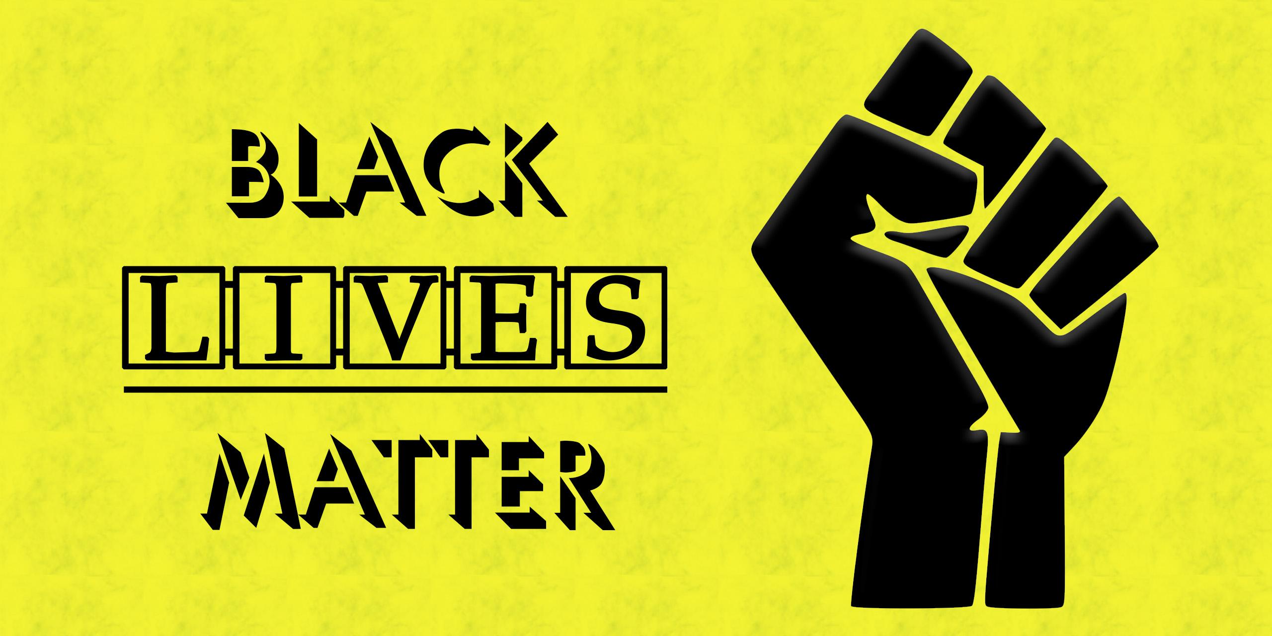Copertina articolo moda contro razzismo #blacklifesmatter
