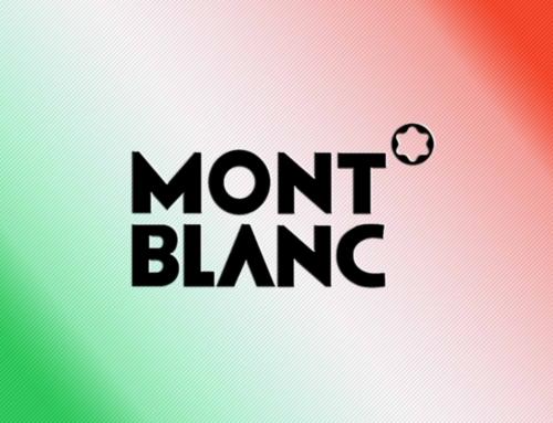 Montblanc: Tre novità in Italia